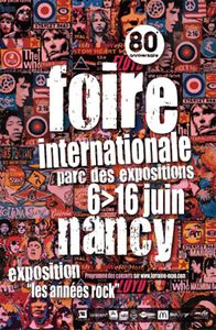Foire internationale de Nancy 2014